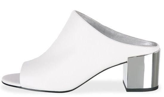 What For dámské pantofle 37 bílá