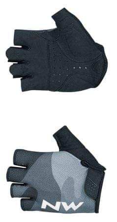 Northwave Flag 3 Short Gloves XXL fekete