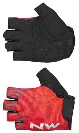 Northwave Flag 3 Short Gloves L narancssárga