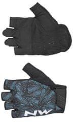 Northwave ženske kolesarske rokavice Flag 3 Woman Short Gloves