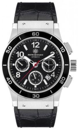 Mathis Montabon pánské hodinky MM-29 Noblesse schwarz