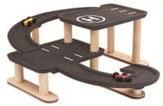 Plan Toys Parkirna garaža