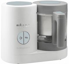 Beaba Parowar + blender BABYCOOK Neo Grey White