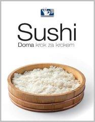 Sushi - Doma, krok za krokem