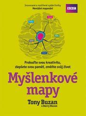 Buzan Tony: Myšlenkové mapy - Probuďte svou kreativitu, zlepšete svou paměť, změňte svůj život