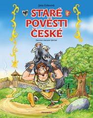 Eislerová Jana: Staré pověsti české – pro děti