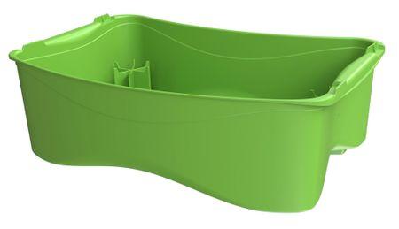 U-GREENY podstavek za gredo Planter Box, zelen