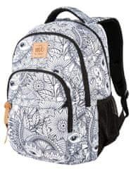 Target ruksak Like Me, bijeli, 26337