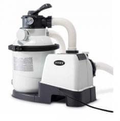 Intex pješčana pumpa 26644, protok 4,5m3/h