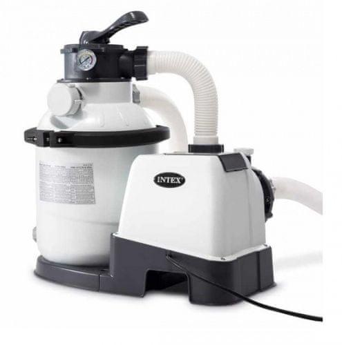 Intex Písková filtrace – 4,5 m3/h (26644GS) - použité