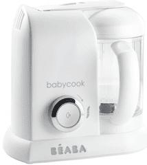 Beaba Ételpároló + turmixgép BABYCOOK White Silver