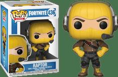 Funko figura POP! Fortnite, Raptor #436