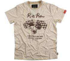 Rusty Pistons triko RPTSM11 Dexter beige