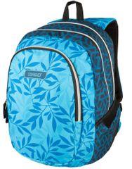 Target ruksak 3 Zip Rust, plavi 26296