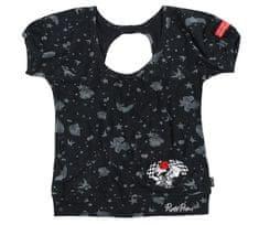 Rusty Pistons dámske tričko RPTSW30 Joy black