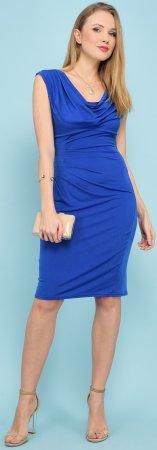 Un Coeur en Ete ženska haljina Iris, 36, plava