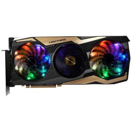 MSI grafična kartica GeForce RTX 2080 Ti Lightning Z, 11 GB GDDR6