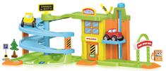 DOLU Zestaw do garażu dla dzieci