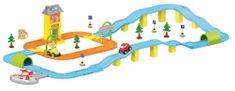 DOLU Detská autodráha Mesto