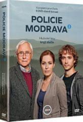 POLICIE MODRAVA - 1. série (6DVD) - DVD