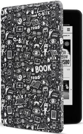 Connect IT ovitek za Amazon NEW Kindle Paperwhite 4 (2018) CEB-1043-BK, črn