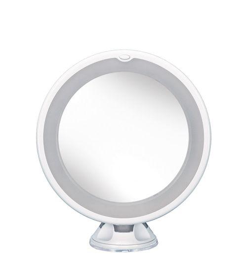 Kleine Wolke Kosmetické zrcadlo FLEXY LIGHT sněhově bílá
