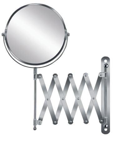f20270e3761a9 Kleine Wolke Kosmetické zrcadlo MOVE MIRROR stříbrná - Parametre ...