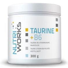 NutriWorks Taurine + B6 300 g