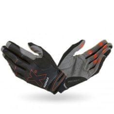 Mad Max Fitness rukavice Crossfit 103 - černé/šedé
