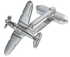Starck Schmuck Spinki Samolot 35.494R