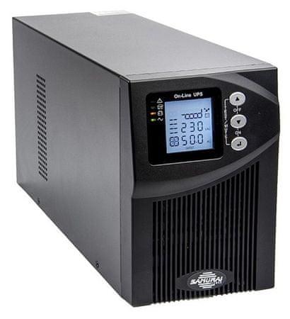 Samurai Power UPS brezprekinitveno napajanje TC 3000 FP1, Online Tower, 3000VA/3000W