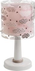 Dalber Dětská stolní lampička Clouds Pink