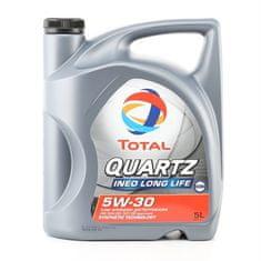 Total motorno ulje Quartz Ineo Long Life 5W-30, 5L