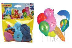 Unikatoy baloni mix 15 kosov (22370)