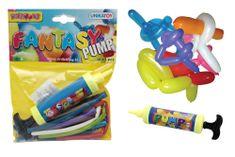 Unikatoy baloni fantazija-pumpa 10 komada (24071)