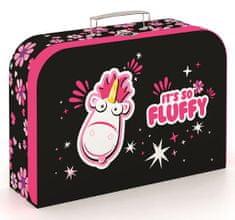 Karton P+P otroški kovček Despicable Me 3 Unicorn 2019, 34 cm