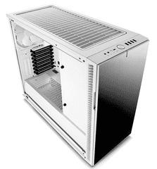 Fractal Design kućište Define R6 USB-C TG White MidiATX, prozor, bijelo