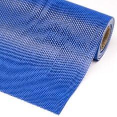 Modrá bazénová protiskluzová rohož Gripwalker Lite - 12,2 m a 0,53 cm