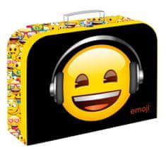 Karton P+P Kufrík lamino 34 cm Emoji
