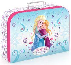 Karton P+P dječji kovčeg Frozen III., 34 cm