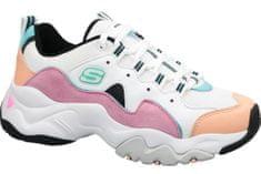 Skechers D'Lites 3.0 Zenway 12955-WPKB 39 Białe