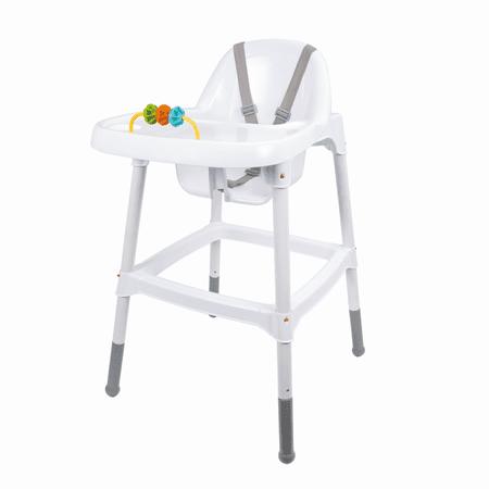 DOLU Dětská jídelní židlička široká