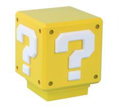 Paladone svetilka Super Mario Mini Question Block