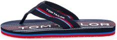 Tom Tailor férfi flip-flop papucs 8081605