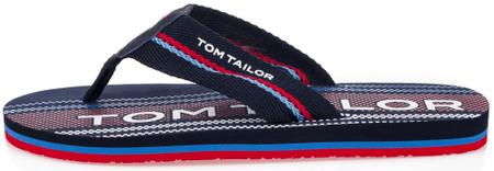 Tom Tailor moške japonke 8081605, 43, temno modre