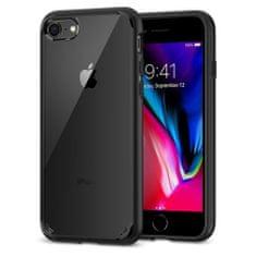 Spigen Ochranný kryt Ultra Hybrid 2 pre Apple iPhone 7/8/SE 2020, transparentný 042CS20927