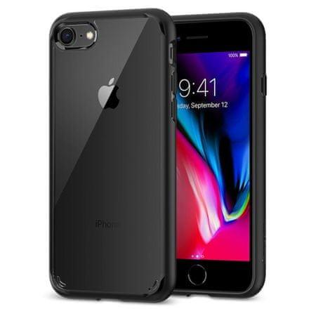 Spigen Ochranný kryt Ultra Hybrid 2 pro Apple iPhone 7 / 8, transparentní 042CS20927