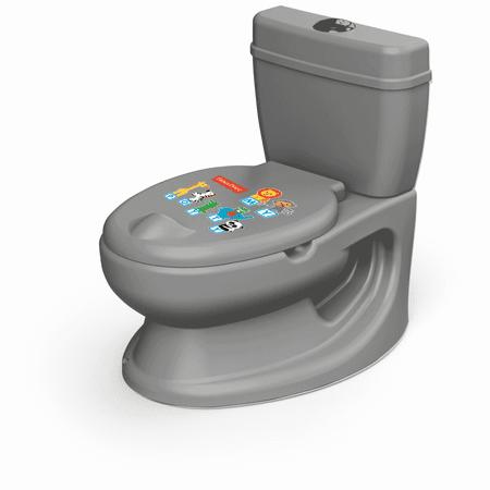 Fisher-Price Gyermek WC, szürke