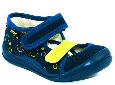 1d61df489 Fare chlapecké sandály 23 modrá | MALL.CZ