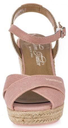 fc08d2edf186d Tom Tailor dámske sandále 40 ružová | MALL.SK